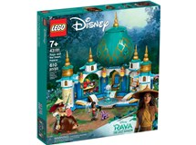 Lego Disney Princess 43181 Raya & The Heart Palace